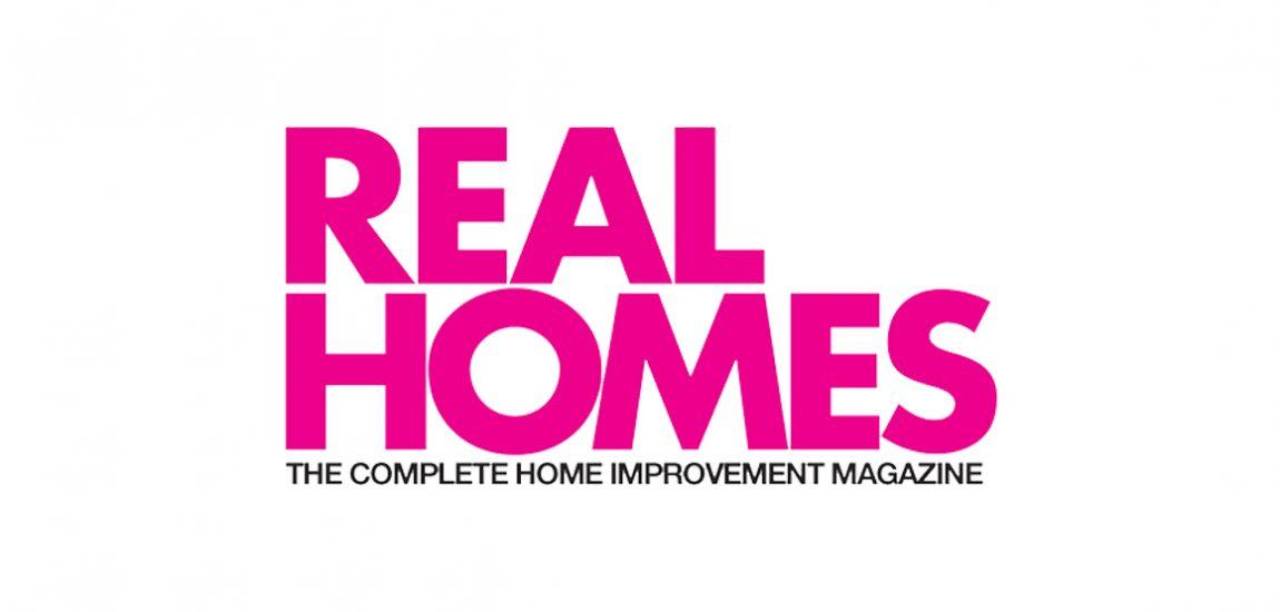 Logo for Real Homes Magazine