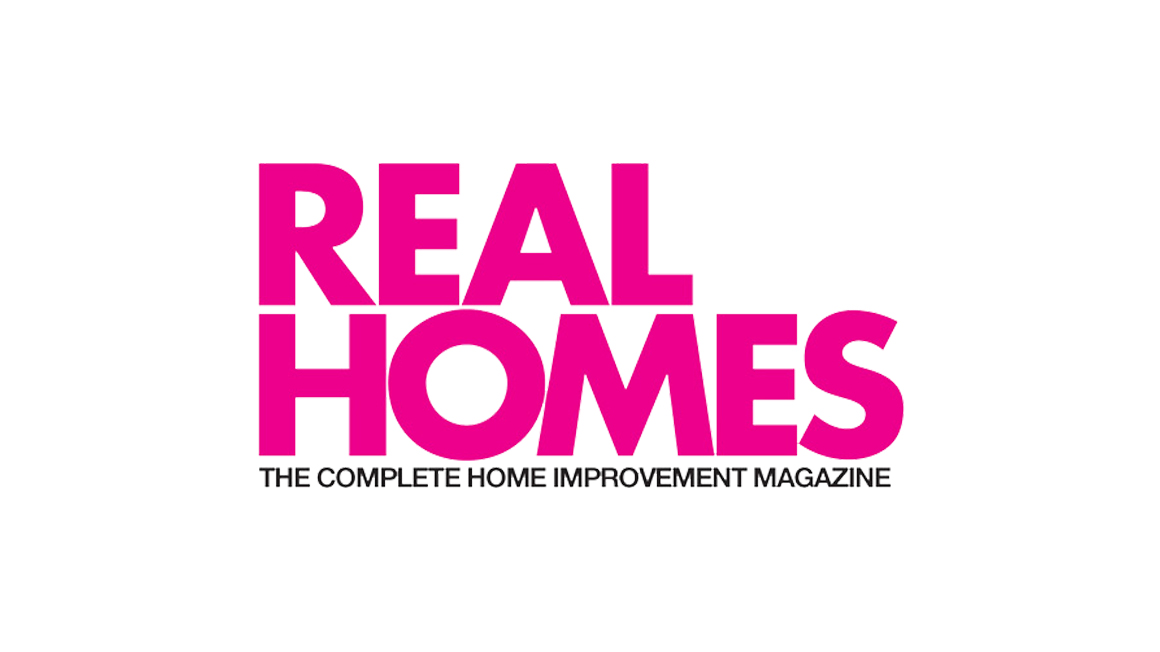 Logo for Real Homes Magazine