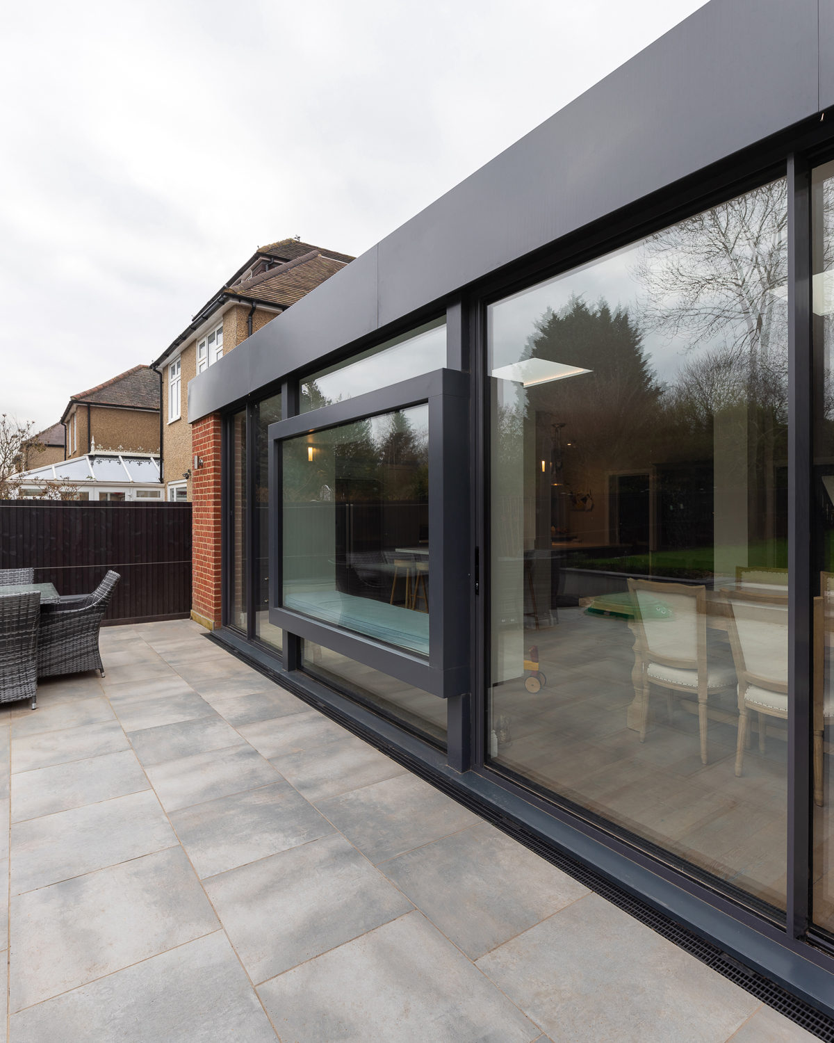 St Albans House rear extension
